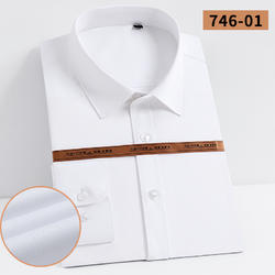 男装 竹纤维长袖 746-01