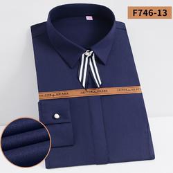女装 竹纤维长袖 F746-13